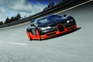 bugatti veyron breaks world speed record