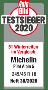 2020 AutoBild Testsieger Pilot Alpin 5