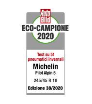 Pilot Alpin 5 - Eco-Campione AutoBild 38/2020