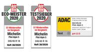 michelin pilot alpin 5 testlogos 2020 de tdp