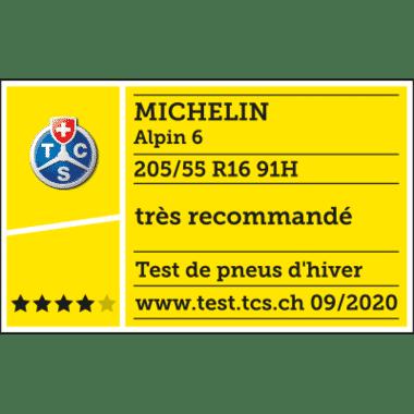 mic alpin6 tcs fr 2020