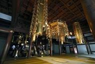 永平寺の法堂