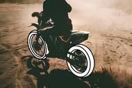 campagne de marque moto