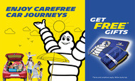 Michelin Promotion FREE BEACH TOWEL