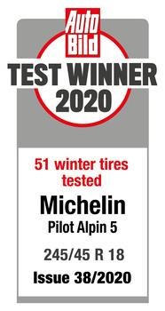 Michelin Pilot Alpin 5 - AutoBild 2020 TS