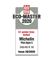 Michelin Pilot Alpin 5 - AutoBild 2020 EM