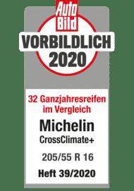 2020 AUTO BILD Vorbildlich CrossClimate+