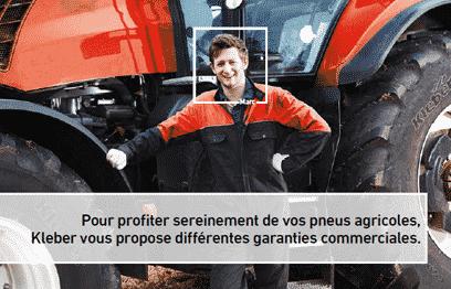 kleber lance de nouvelles garanties commerciales carrousel article agri