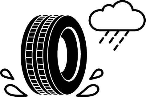 wet braking