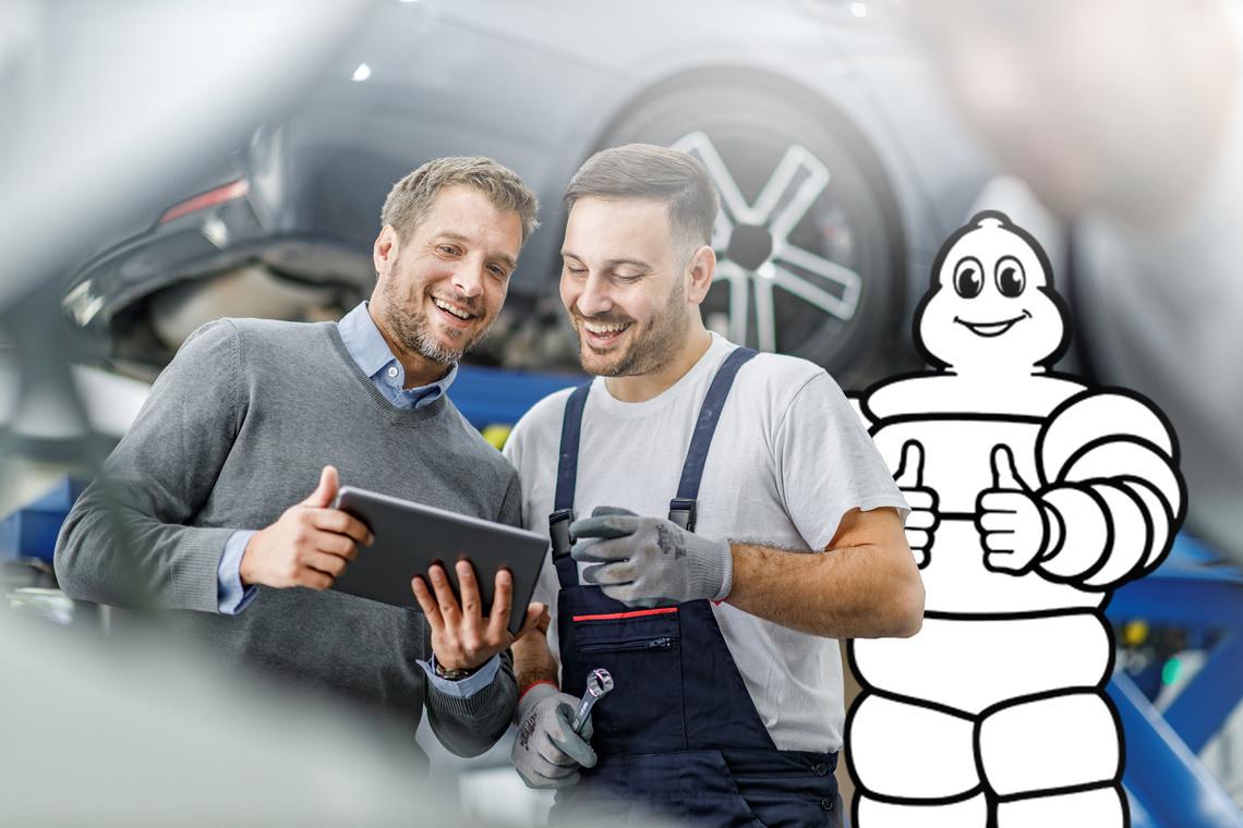 Michelin Make My Day: ΕΝΑ ΚΟΥΠΟΝΙ ΑΞΙΑΣ 25€ ΣΕ ΠΕΡΙΜΕΝΕΙ!